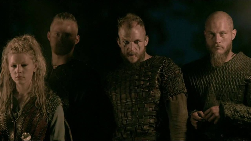 Фан видео сериала Викинги. Vikings