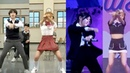KPOP IDOLS DANCE TO NEW FACE PSY BTS Wanna One Twice iKON MonstaX Apink Nct samuel etc