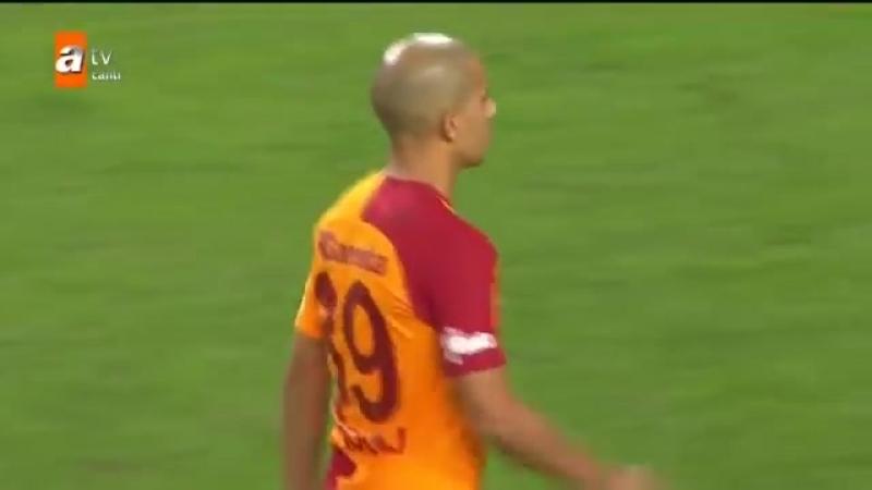 Galatasaray - Akhisarspor Süper Kupa 2018 - Penaltılar.mp4