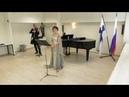Kseniia Isavnina - G. F. Haendel - Tornami a vagheggiar , aria of Morgana, opera Alcina