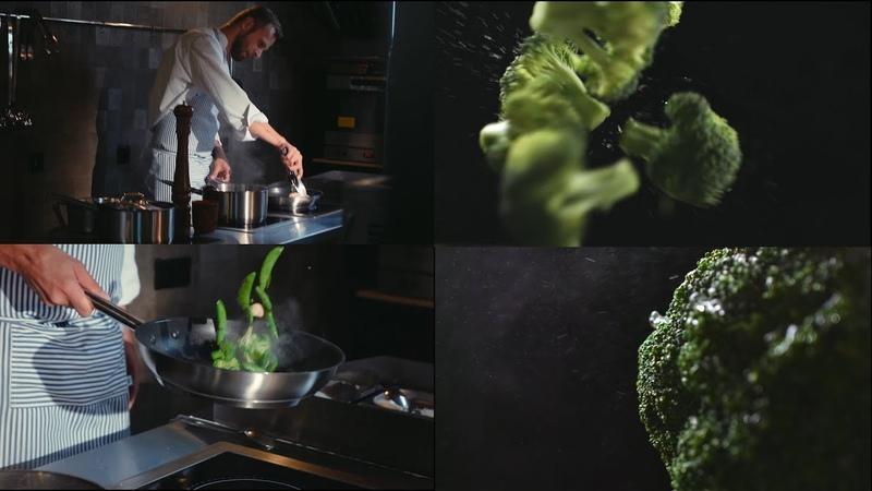Промо ролик ресторана Mussels Craft шеф-повар Владимир Олькиницкий