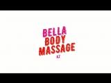 Боди массаж в Алматы. Массажный салон Bella. +77475252915