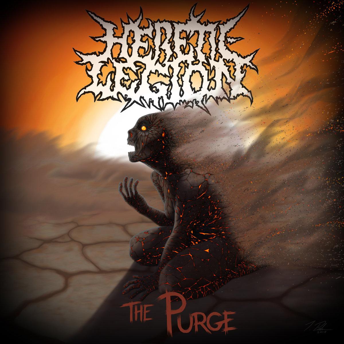 Дебютный альбом Heretic Legion
