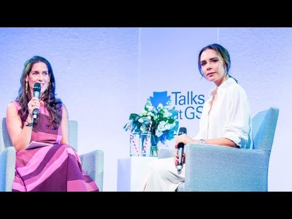 Victoria Beckham on empowering women leaders