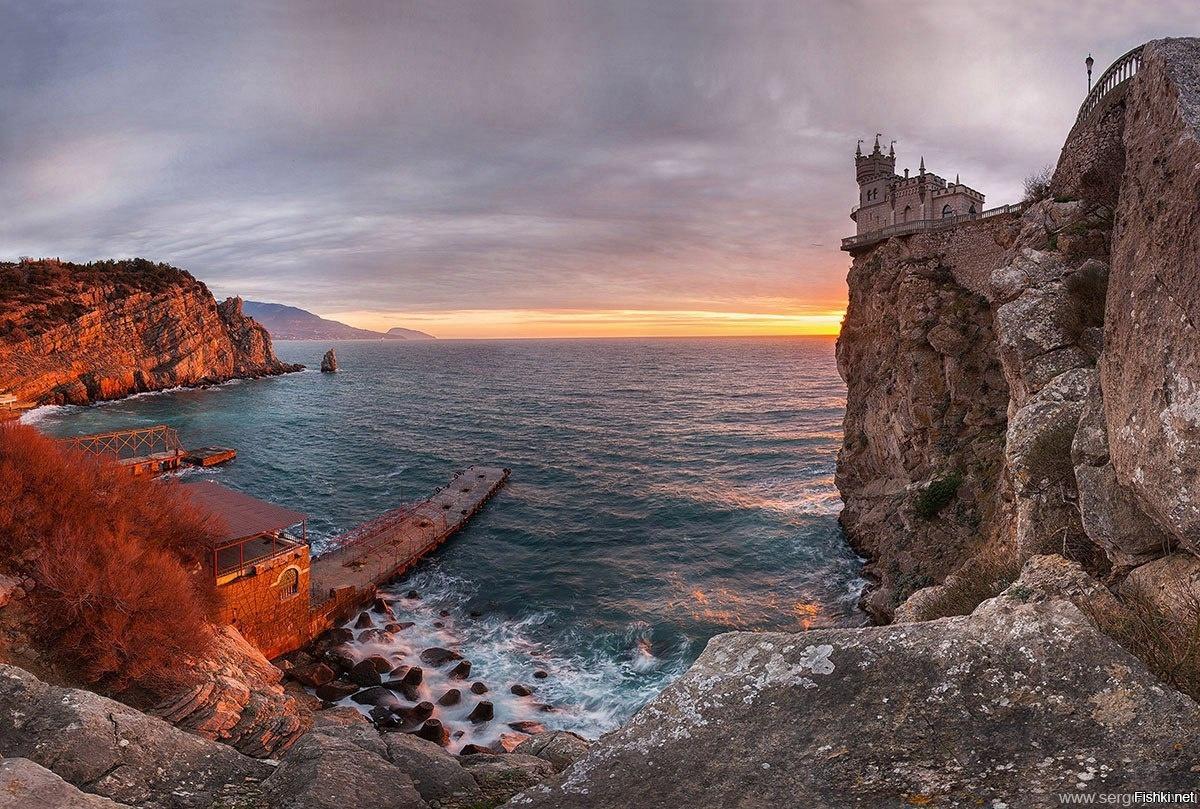 Любишь Крым и путешествовать по красивым местам...