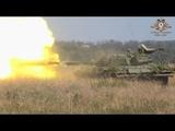 Масштабные учения Народной милиции ДНР