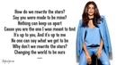 Rewrite The Stars - Zendaya Zac Efron (Lyrics)