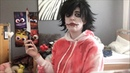 Jeff the Killer Cosplay Tutorial