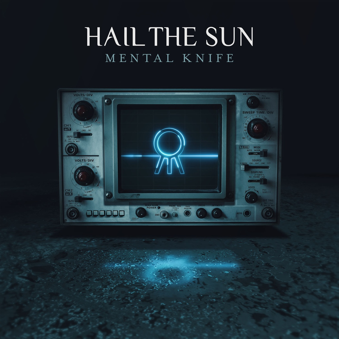 Hail The Sun - Glass: Half Empty [Single] (2018)