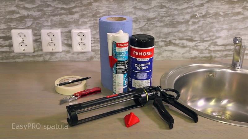 Герметик для кухни и ванной: как правильно герметизировать шов