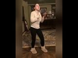 Дочь Лолиты Милявской Ева поет песню Патрисии Каас на французском языке