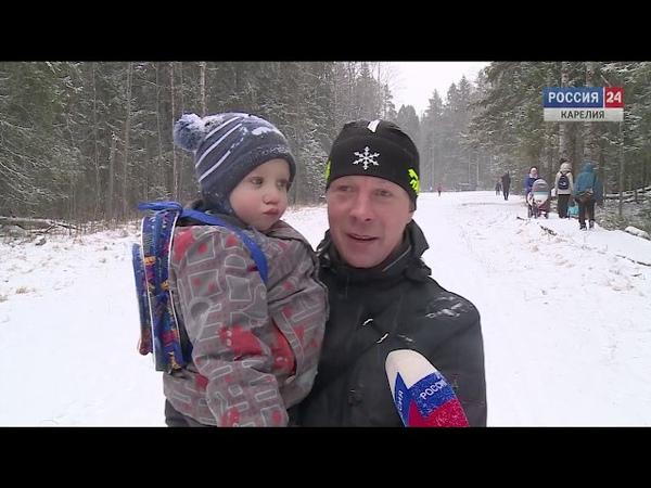 Карелия спортивная. Эфир от 10.12.2018
