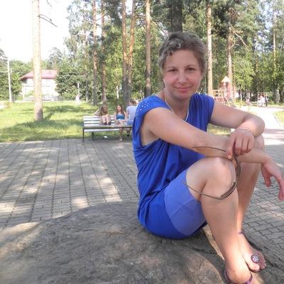 Ольга Сергеева, 12 мая 1975, Всеволожск, id208361581