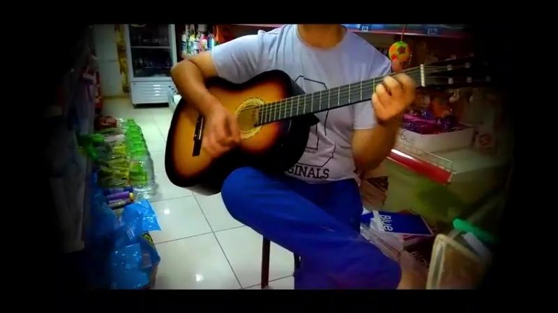 Амид - Азоби Хизмат (Tojik Gitara)