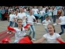 Выпускной на площади Ленина, фрагмент торжества, финал 2018г.Видео Николая Седых, HD видео.