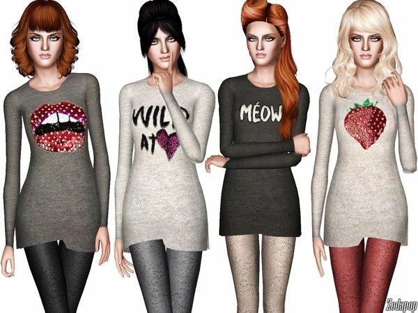 Женщины | Повседневная одежда. Наборы 0cC1eAsXqXE