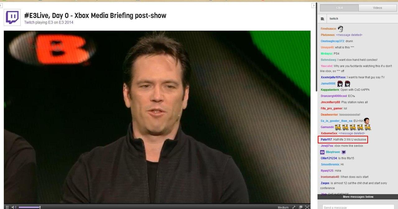 Кто смотрел E3?Кому новинки показанные там понравились?