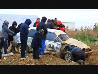 №-8. Автокросс в Честь Дня Автомобилиста. На трассе АСК Берёзовский .