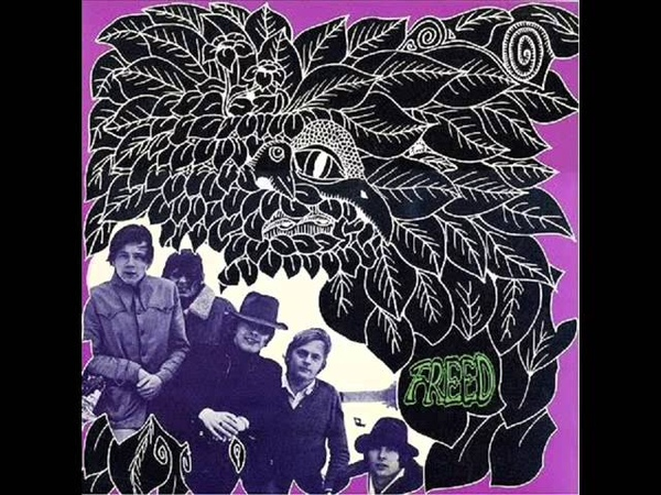 Freed -- The End ( 1970, Psych Rock, Denmark )