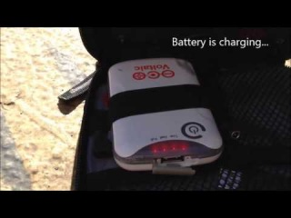 Fuse 4W Solar Charger Dropped from 6 Stories Up