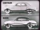 1950 Chrysler New Yorker vs 1950 Buick Roadmaster