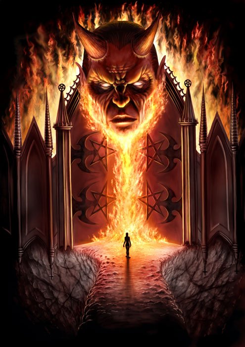 культ Сатаны. Сатана. Дьявол. Люцифер ( фото, видео, демотиваторы, картинки) - Страница 3 QC6vlMFgXs0