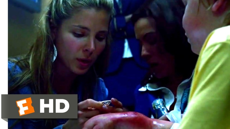 Snakes on a Plane (2006) - Sucking the Venom Scene