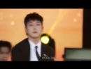 1 09 18 Himchan ️ focus @ Incheon K pop Concert