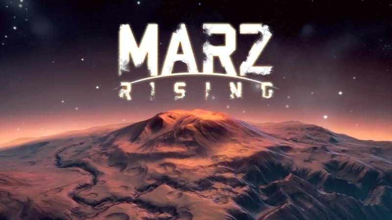 Восстание марсианской нежити. Обзор игры MarZ Rising   Ранний доступ (Greed71 Review)