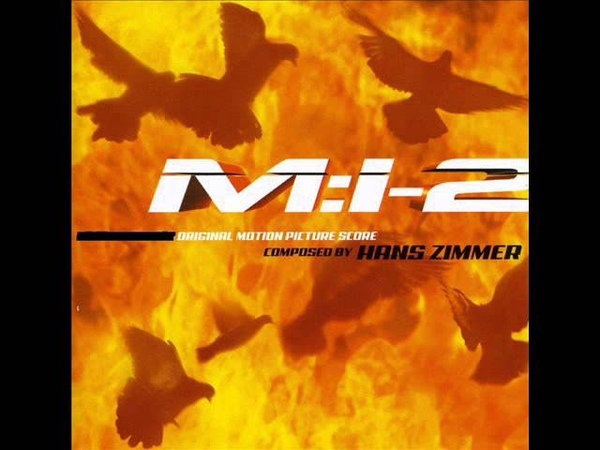Hans Zimmer Mission Impossible 2 Track 10 Bare Island