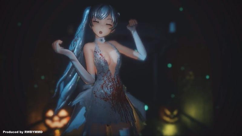 【MMD RWBY】Happy Halloween - Weiss
