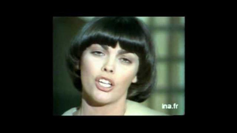 Mireille Mathieu Ils s'en vont tous un jour en rang soldats de l'amour