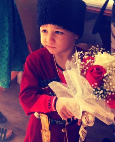 Амина Нальгиева, 19 мая , Назрань, id196689357