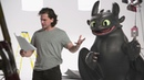 How to Train Your Dragon - Kit Harington Lost Toothless Audition Tape