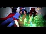 Супергеройское похмелье - The Superheroes Hangover [озв. kapets & Katrin Marin]