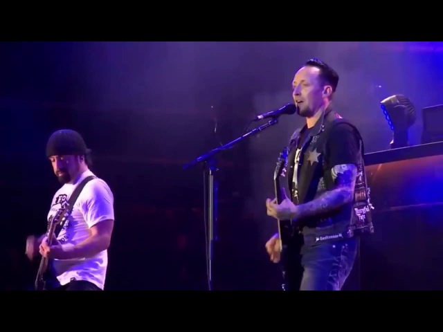 Volbeat - Seal The Deal (Live Rock Am Ring 2016) HD