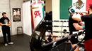Canelo Alvarez Ryan Garcia Inside training camp 5