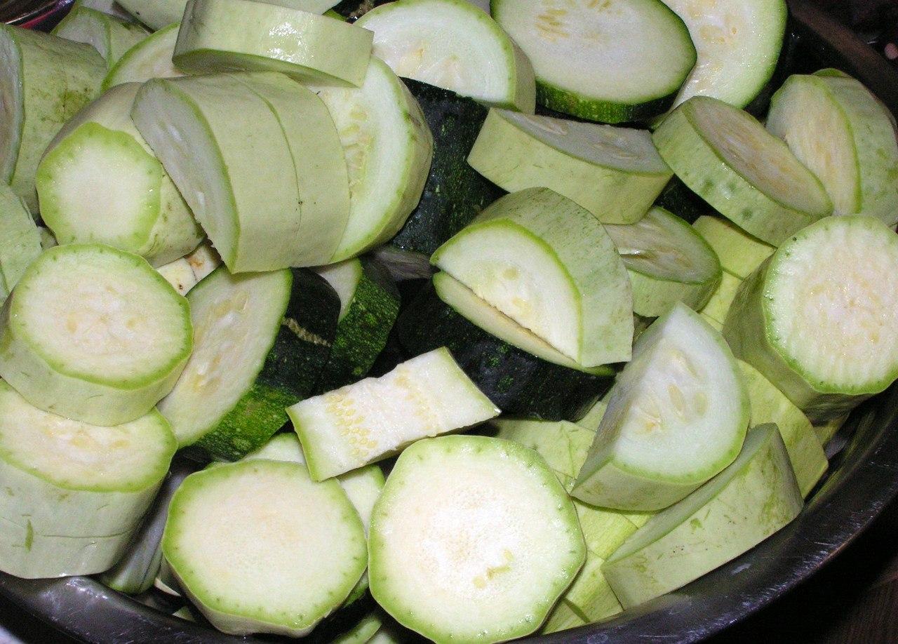 консервированные кабачки