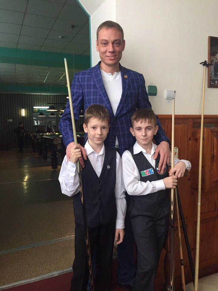 Кузьмин А.В. с участниками
