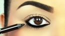 TRY THIS!! BEST TIPS TO MAKE KAJAL/GEL LINER SMUDGE PROOF in SUMMER/RAIN/HUMIDITY