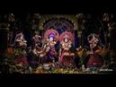 Sringar Arati Darshan Sri Sri Radha Rasbihari Temple 16th Sep 2018 Live from ISKCON Juhu Mumbai