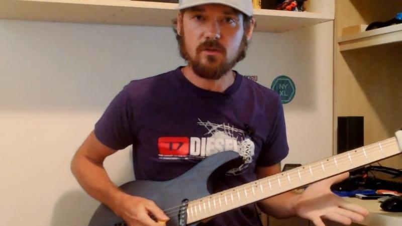 5 параметров паршивых бэндов и вибрато у гитаристов