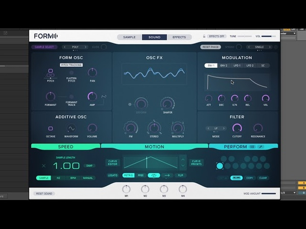 How to Create atmospheric soundscapes with FORM | Native Instruments