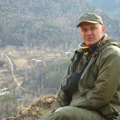 Владимир Богданов, 5 октября 1984, Красноярск, id183720243