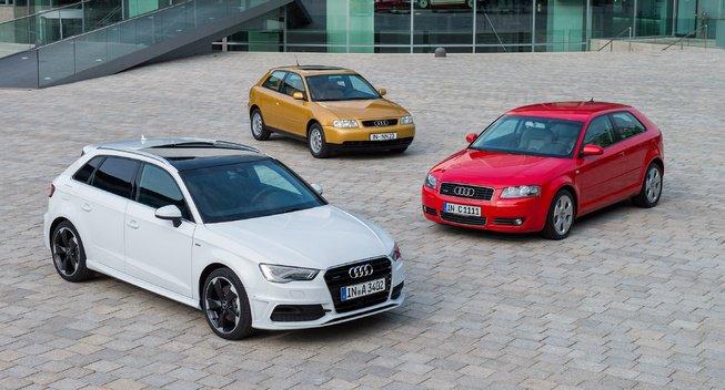 Audi A3 жылдың үздік автокөлігі атанды