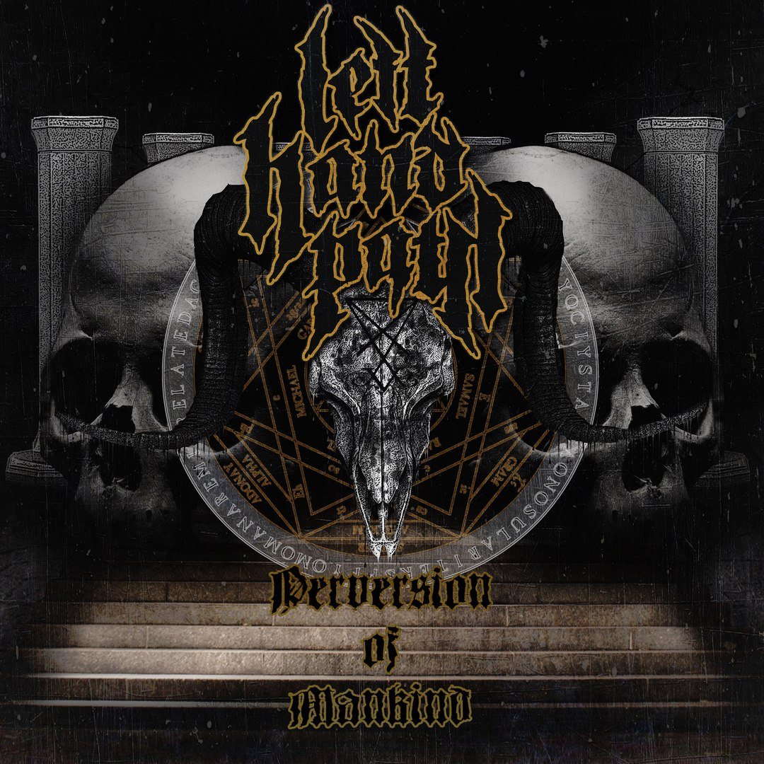 Left Hand Path - Perversion Of Mankind [EP] (2016)