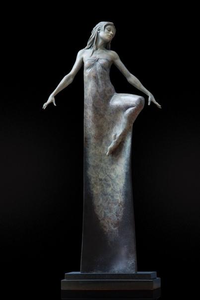 Скульптуры Майкла Джеймса Тэлбота