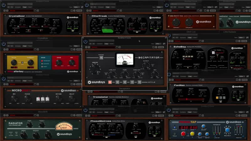 Sonic Academy - How To Use Soundtoys 5 with Rory Webb