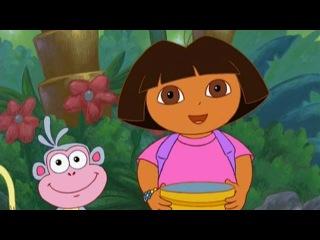 Даша-путешественница / Даша-следопыт / Dora the Explorer - 1 сезон 22 серия