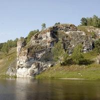 Памятник природы Уфимский целебный источник.